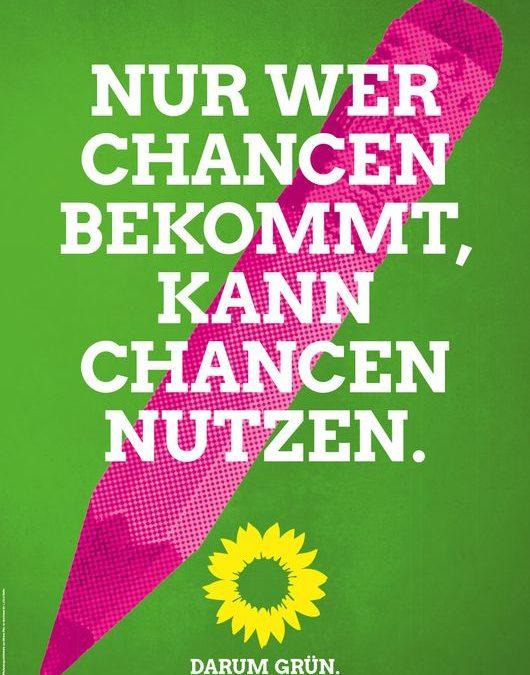 Ecolo blickt auf die Grünen bei der Bundestagswahl