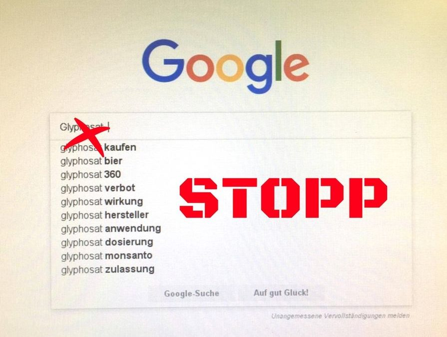 Verlängerung von Glyphosat für 5 Jahre: