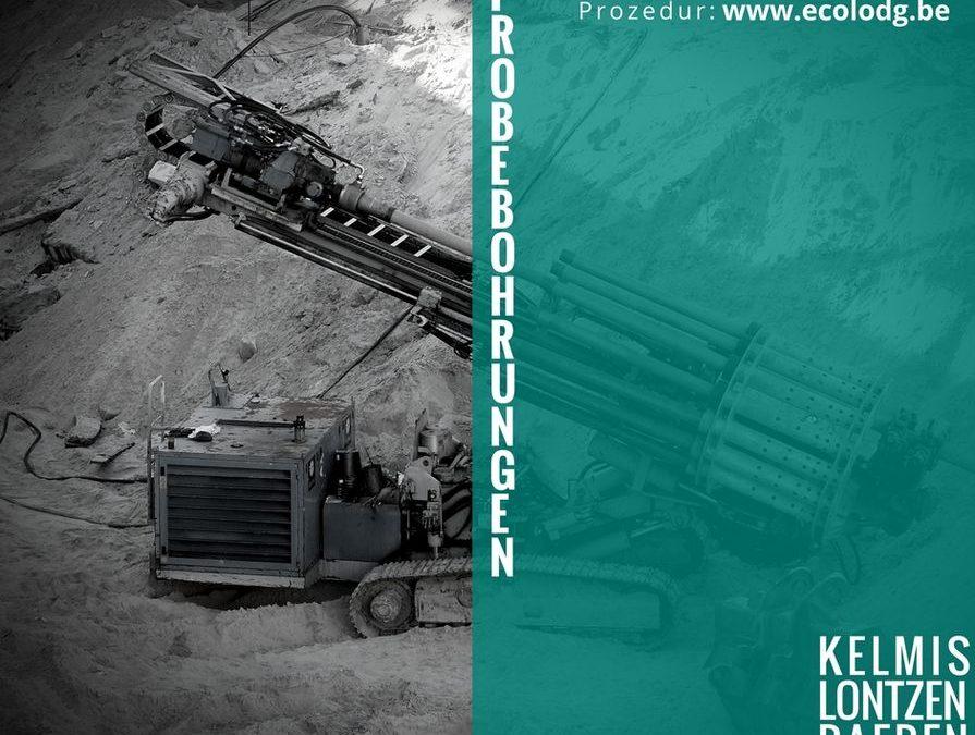 Zum möglichen Bergbau in Kelmis