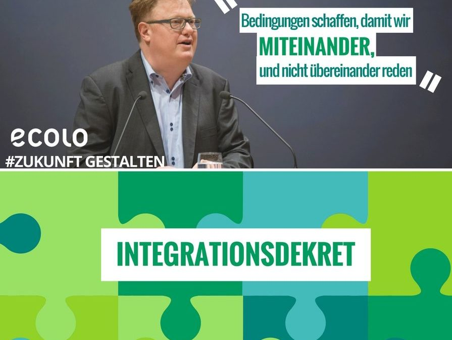 Dekret zum Integrationsparcours