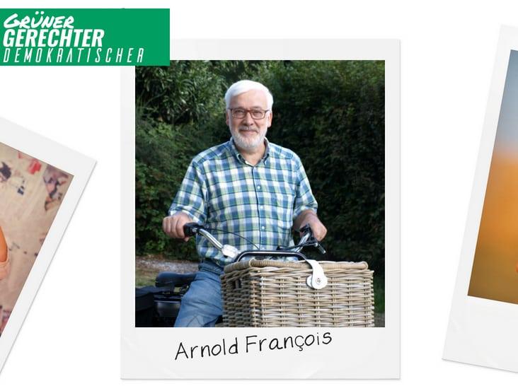 Grüner Faden durch alle Gemeinden – Arnold François