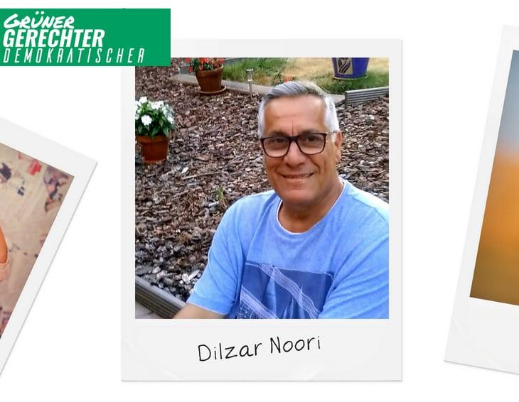 Grüner Faden durch alle Gemeinden – Dilzar Noori