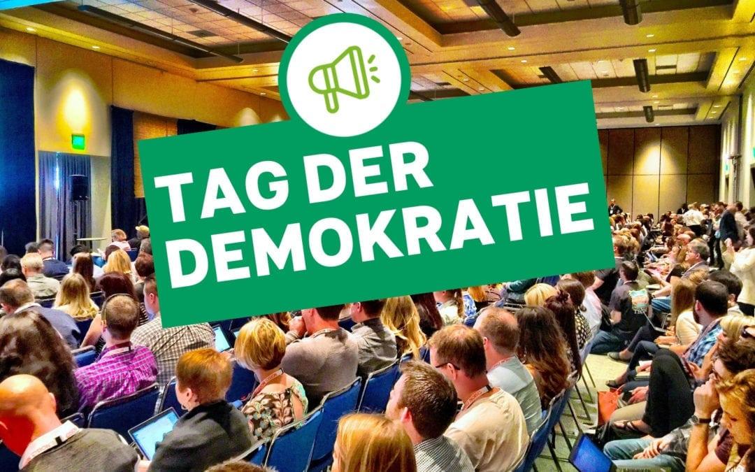Zum Tag der Demokratie
