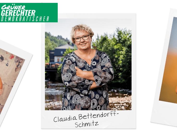 Grüner Faden durch alle Gemeinden – Claudia Bettendorff-Schmitz