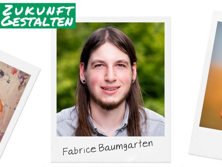 Grüner Faden durch Raeren – Fabrice Baumgarten