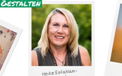 Grüner Faden durch Raeren – Heike Esfahlani-Ehlert