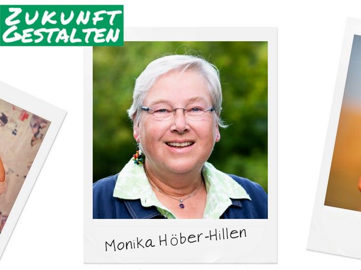 Grüner Faden durch Raeren – Monika Höber-Hillen