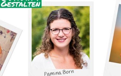 Grüner Faden durch Raeren – Pamina Born