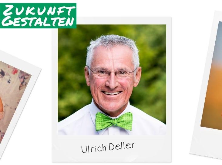 Grüner Faden durch Raeren – Ulrich Deller