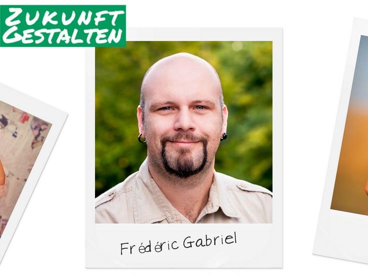 Grüner Faden durch Kelmis – Frédéric Gabriel
