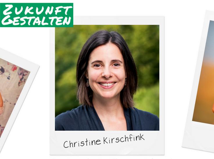 Grüner Faden durch Raeren – Christine Kirschfink