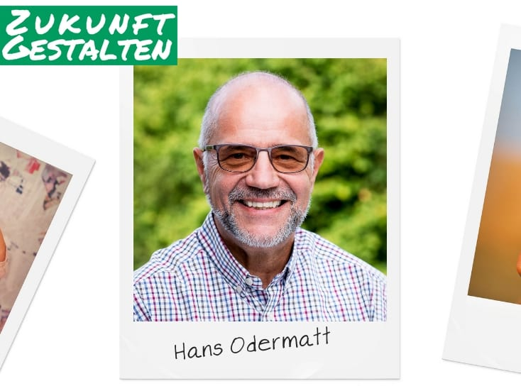Grüner Faden durch Kelmis – Hans Odermatt