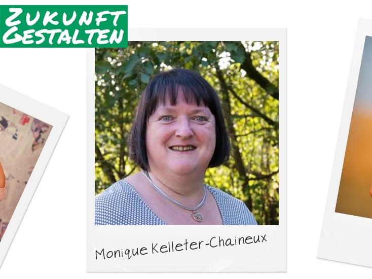 Grüner Faden durch Lontzen – Monique Kelleter Chaineux