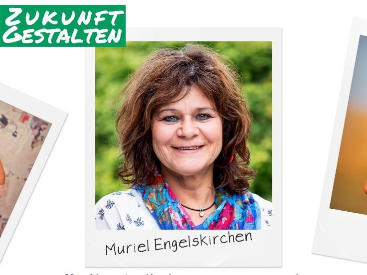 Grüner Faden durch Kelmis – Muriel Engelskirchen