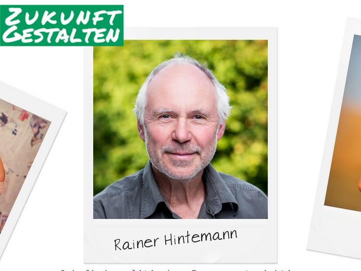 Grüner Faden durch Kelmis – Rainer Hintemann