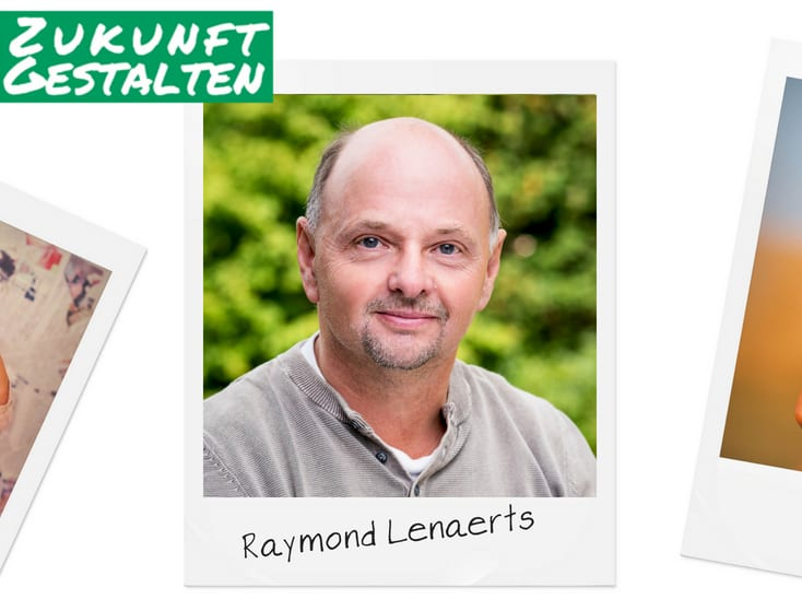 Grüner Faden durch Kelmis – Raymond Lenaerts