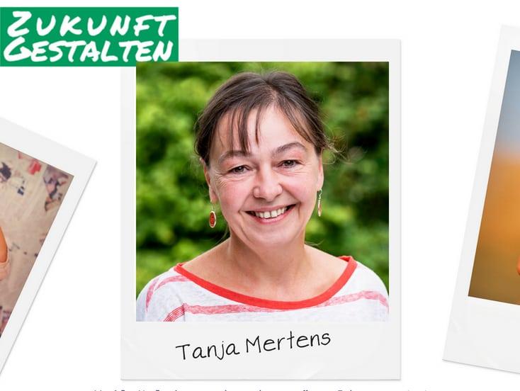 Grüner Faden durch Kelmis – Tanja Mertens