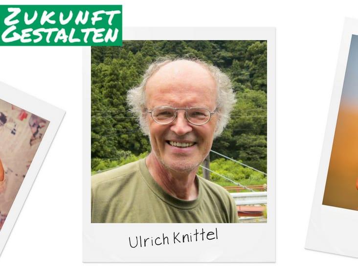 Grüner Faden durch Lontzen – Ulrich Knittel