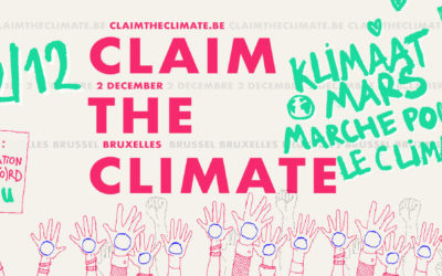#ClaimTheClimate