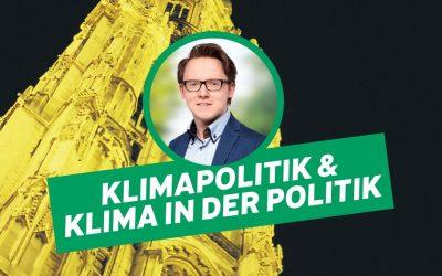 Klimapolitik & Klima in der Politik