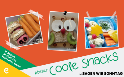 Coole Snacks – Atelier