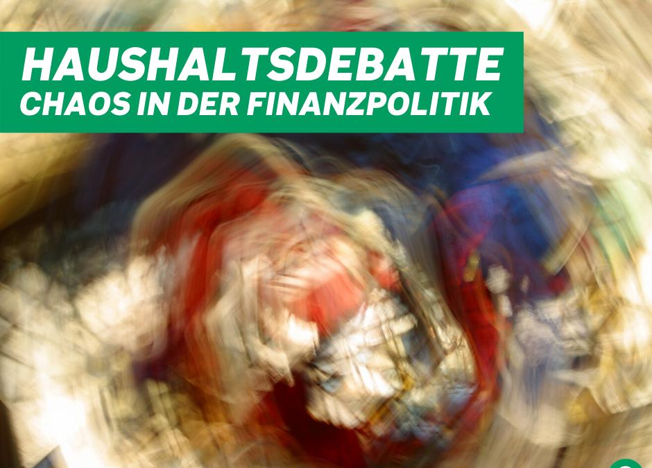Freddy Mockel über den DG Haushalt 2019-20
