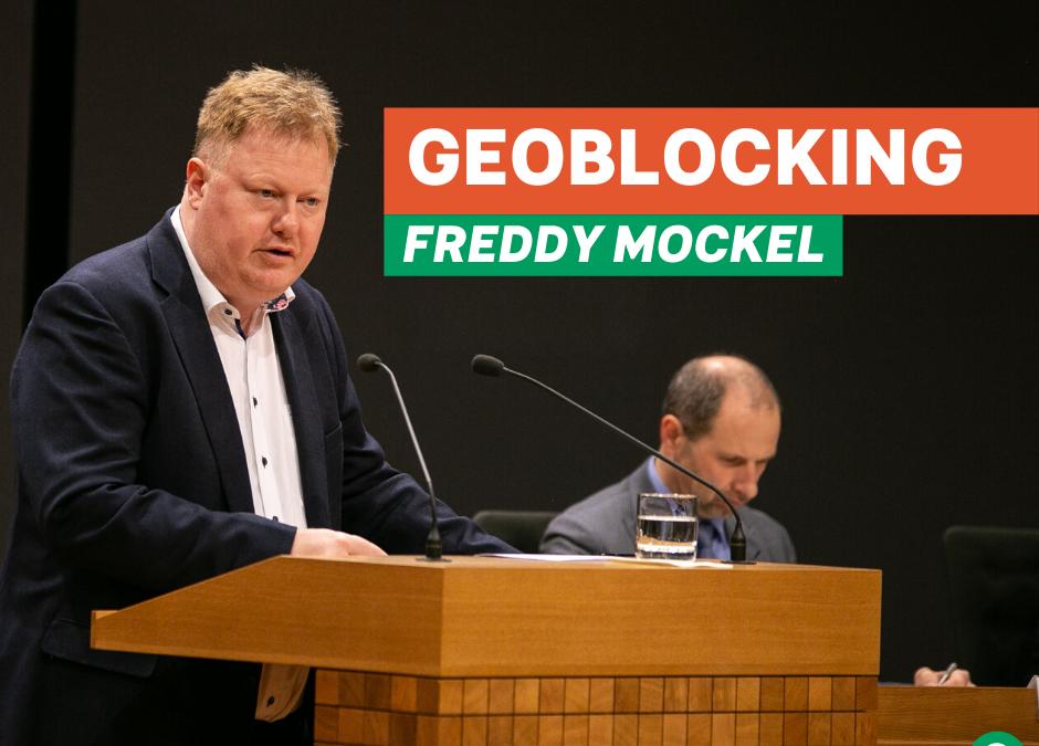 Geoblockig: Digitale Grenzen abbauen!