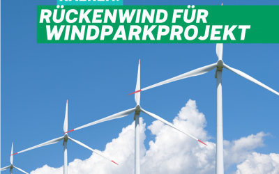 Rückenwind für Raerener Windparkprojekt aus der Wallonie