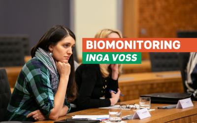 Biomonitoring: Konzepte müssen umgesetzt werden