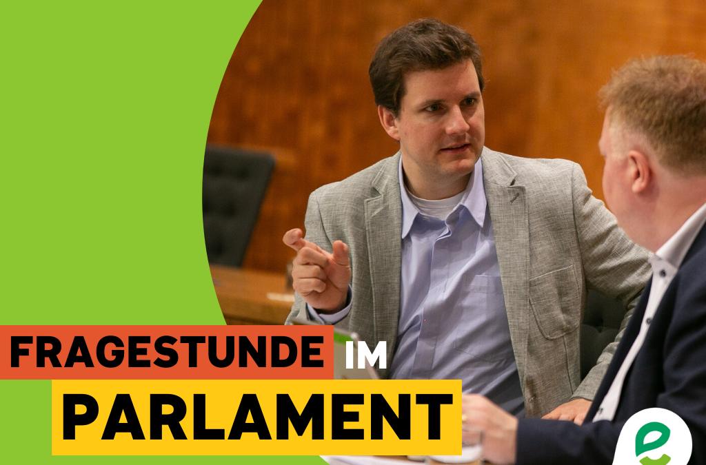 Fragen und Antworten der Kontrollsitzung vom 27.04.20