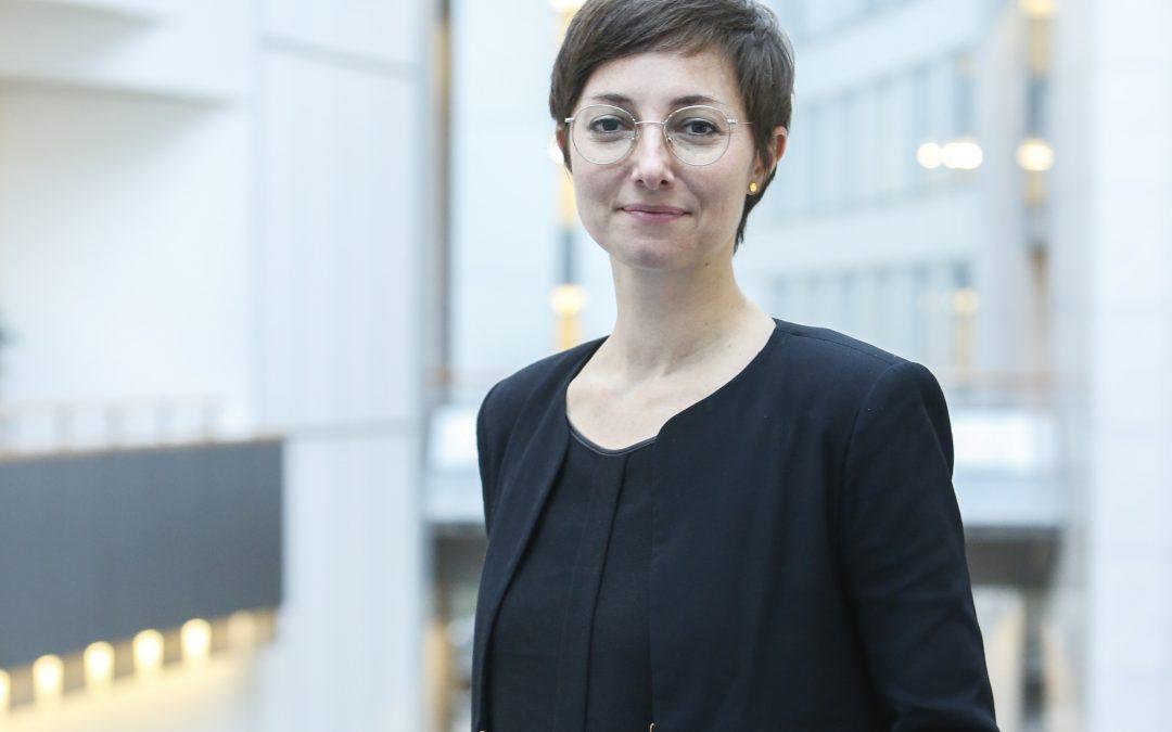 Europäische Lösung statt Kleinstaaterei – Saskia Bricmont richtet sich an EU-Kommissarin