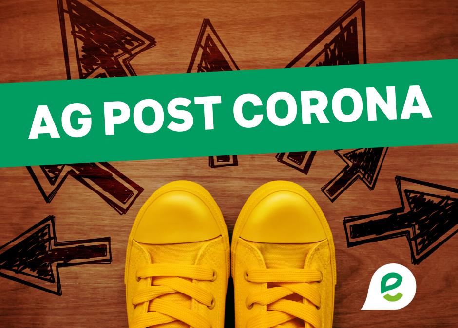 Post Corona oder wie können wir aus der Krise lernen?