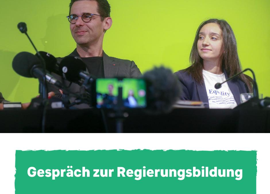 Stellungnahme von Ecolo nach dem Treffen mit Paul Magnette und Bart De Wever