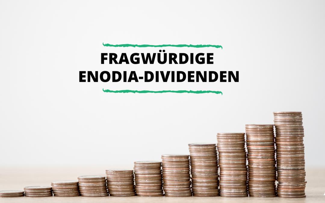 Enodia-Dividenden: Wollen die Lütticher Parteiverbände PS und MR die Gemeinden zum Wohle der Provinz verarmen lassen?